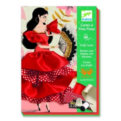 Juego de costura - Flamenco