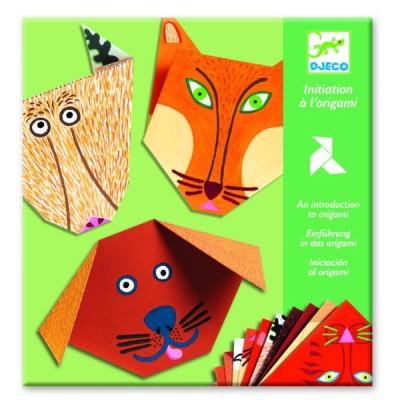 Juego de origami - Animales