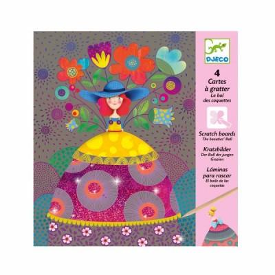 Juego para decorar - El baile de las princesas