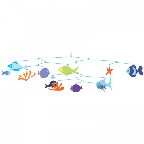 Móvil - El mundo marino disponible en: www.happyeureka.com
