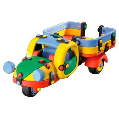 Camión de tres ruedas disponible en: www.happyeureka.com