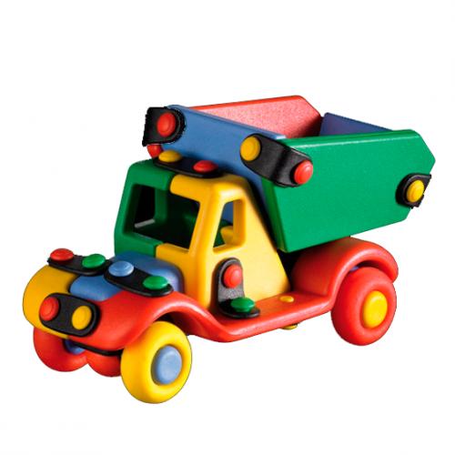 Camión pequeño disponible en: www.happyeureka.com