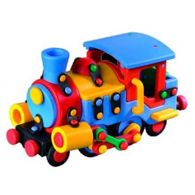 Locomotora grande