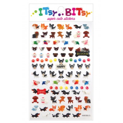 Pooches - stickers infantiles