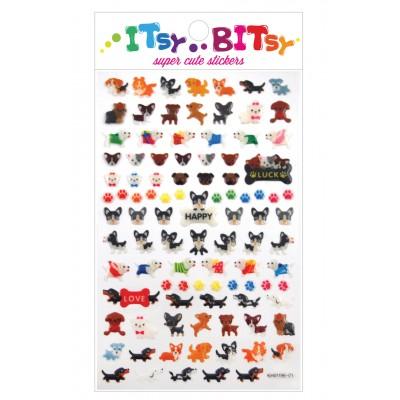 Stickers - Perros y gatos