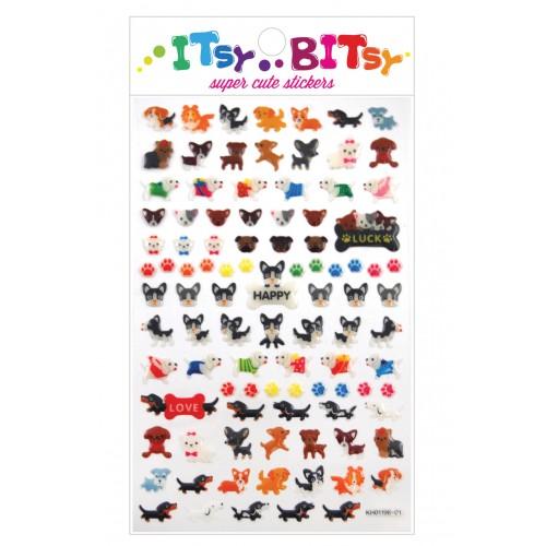 Stickers - Perros y gatos disponible en: www.happyeureka.com
