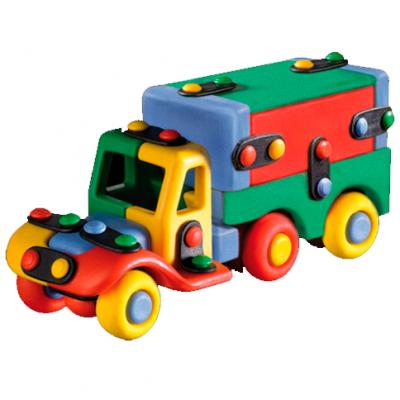 Camión ártico pequeño