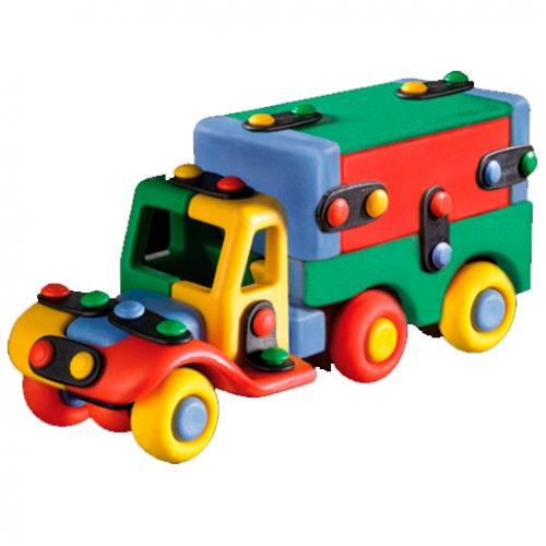 Camión ártico pequeño disponible en: www.happyeureka.com