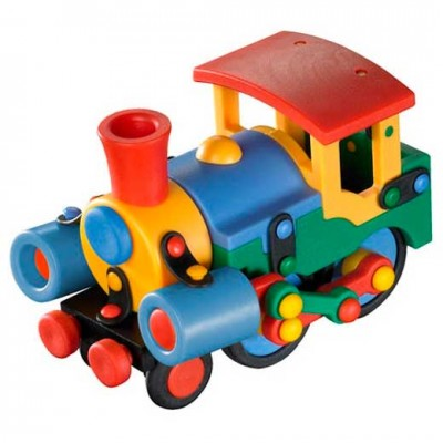Locomotora pequeña