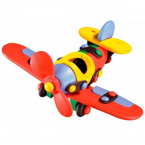 Avión pequeño disponible en: www.happyeureka.com
