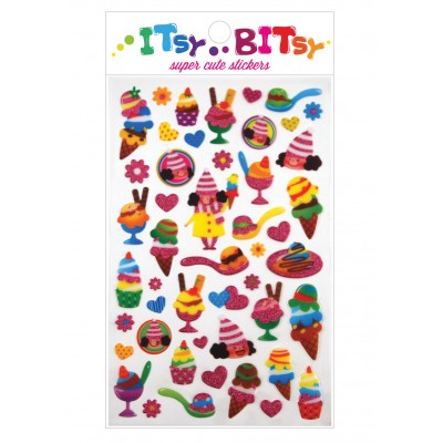 Stickers - Dulces brillantes
