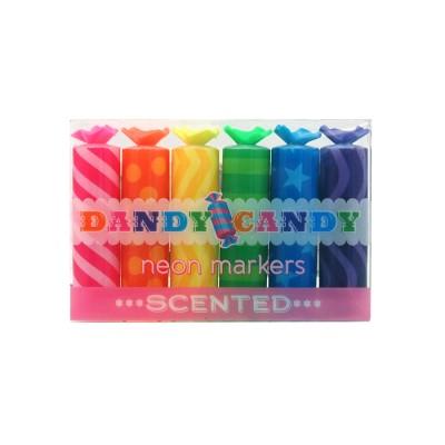 Marcadores neon dandy