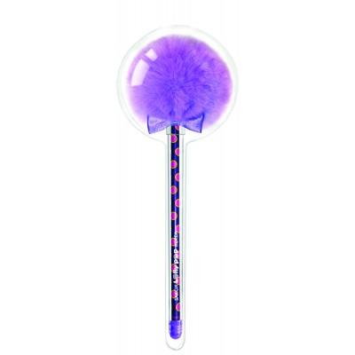Esfero Lollypop - Polka violet
