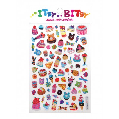 Stickers - Tienda de dulces