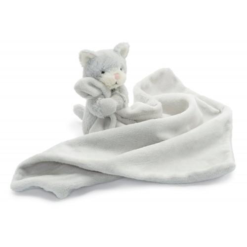 Cobija pequeña de gatito disponible en: www.happyeureka.com