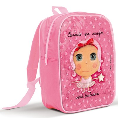 Backpack bailarina