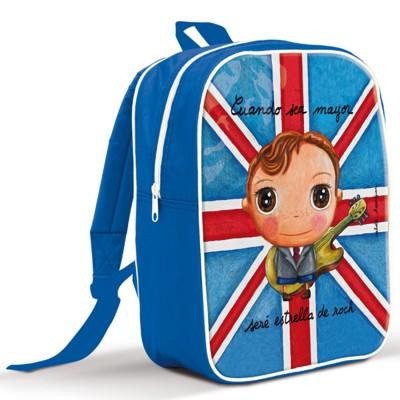 Backpack rock star