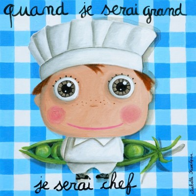 Lienzo chef