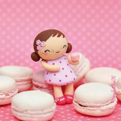 Lienzo miss bonbon