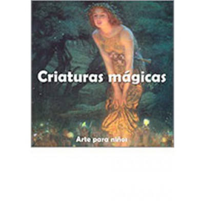 Criaturas magicas  arte para niños