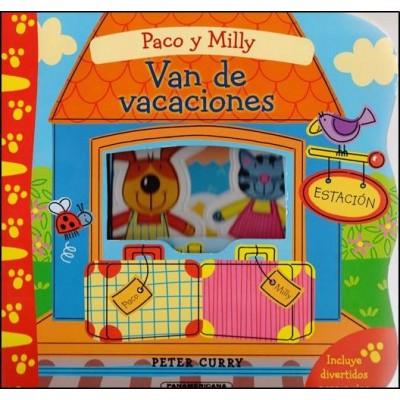 Paco y milly van de vacaciones