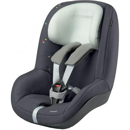Silla de carro para bebé - Pearl gris confetti disponible en: www.happyeureka.com