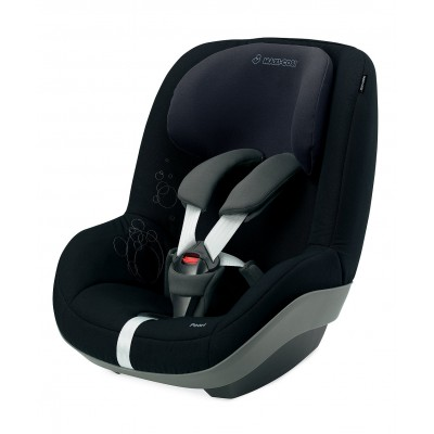 Silla de carro para bebé - Pearl negro total