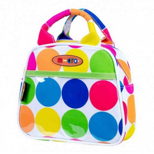 Cartera neon dots disponible en: www.happyeureka.com