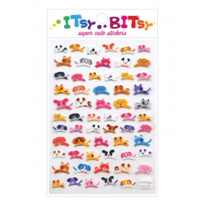 Stickers - Perritos felices