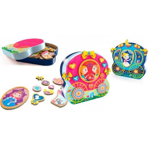 Caja magnética - El carruaje disponible en: www.happyeureka.com