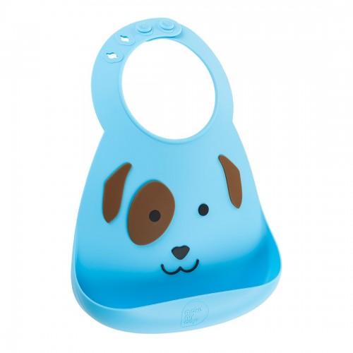 Baby bib dog disponible en: www.happyeureka.com