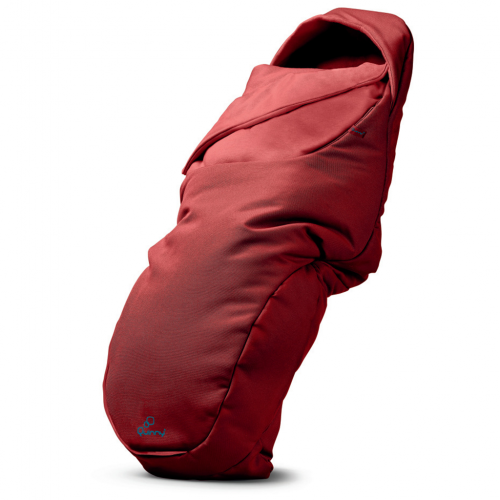 Saco de dormir para coche rojo disponible en: www.happyeureka.com