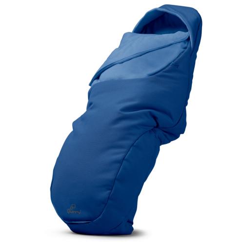 Saco de dormir para coche azul disponible en: www.happyeureka.com