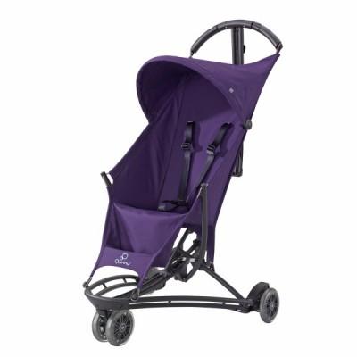 Coche paseador para bebé - Morado
