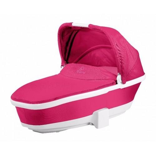 Moisés para bebé - Rosado disponible en: www.happyeureka.com