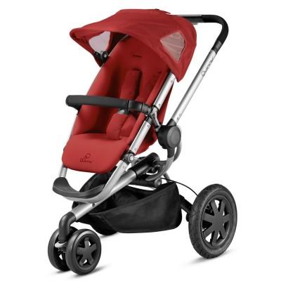 Coche de bebé - Buzz Xtra 3 rojo