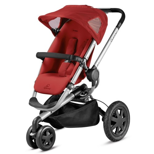 Coche de bebé - Buzz Xtra 3 rojo disponible en: www.happyeureka.com