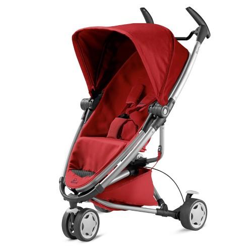 Coche de bebé - Zapp Xtra 2 rojo disponible en: www.happyeureka.com