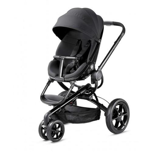 Coche de bebé - Moodd negro disponible en: www.happyeureka.com