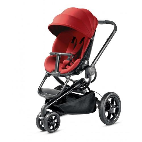 Coche de bebé - Moodd rojo disponible en: www.happyeureka.com