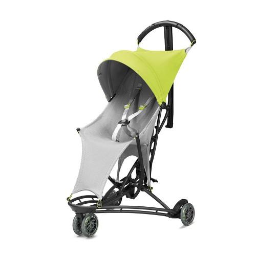Coche paseador de bebé - Yezz verde disponible en: www.happyeureka.com