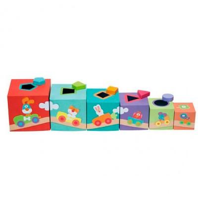 Granja - Cubos para apilar