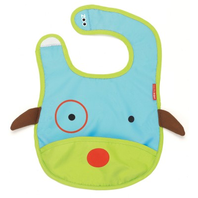 Zoo bib dog - babero