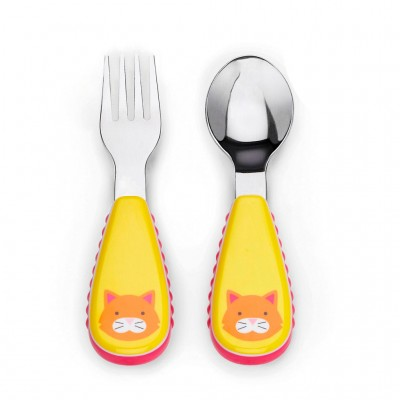 Zoo utensils cat