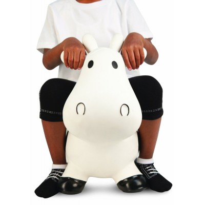 Gift howdy bouncy rubber white - juguete para saltar