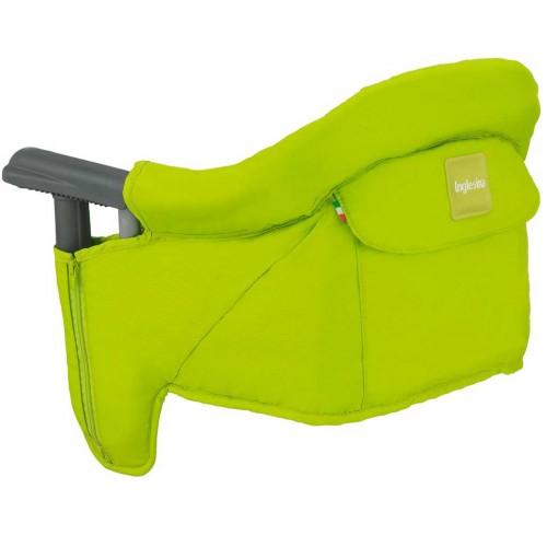 Silla para comedor de niños - Verde disponible en: www.happyeureka.com