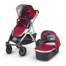 VISTA STROLLER 2015 DENNY RED