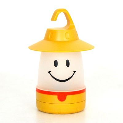 Smile lantern mint - lampara para niños