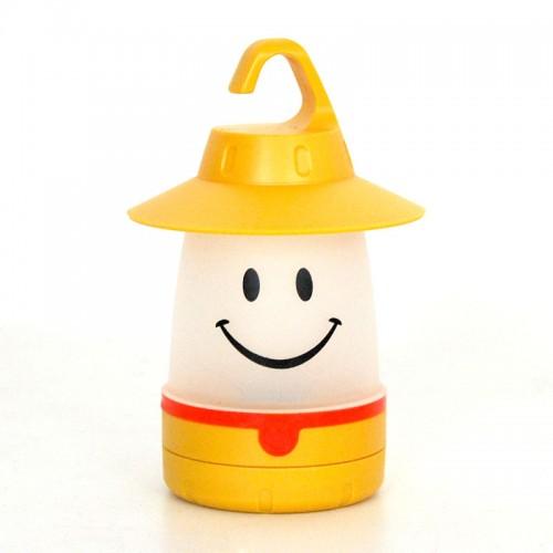 Smile lantern mint - lampara para niños disponible en: www.happyeureka.com