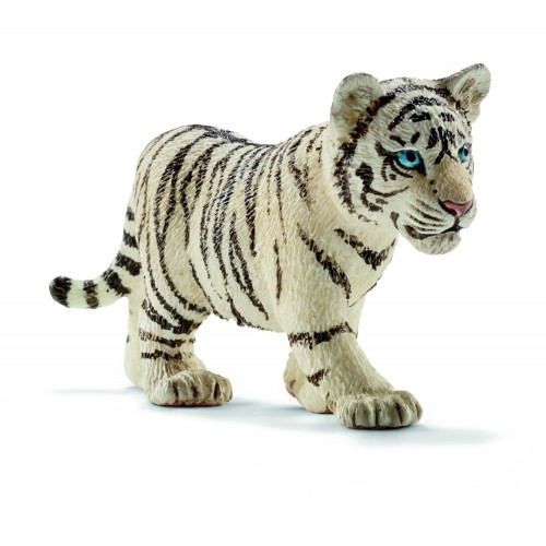Tigre blanco bebe disponible en: www.happyeureka.com